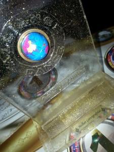 O troféu de melhor coreógrafo da competição, para Paulo Gelinsky.