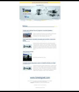 Newsletter 101 Time Log