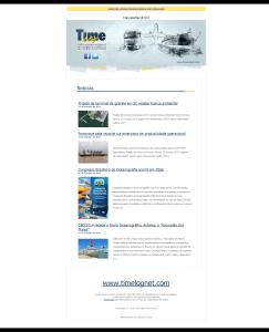 Newsletter 103 Time Log