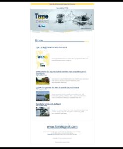 Newsletter 109 Time Log
