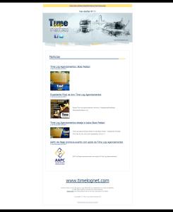 Newsletter 111 Time Log