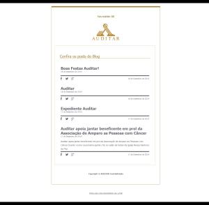 Newsletter #   print $id;    - AUDITAR (3)