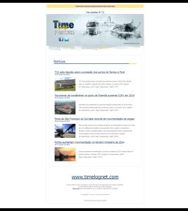 Newsletter 113 Time Log