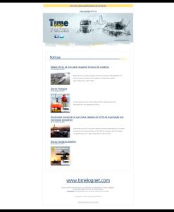 Newsletter 114 Time Log
