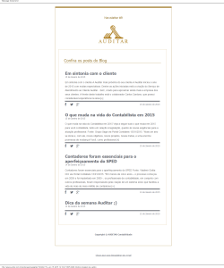 Newsletter #   print $id;    - AUDITAR (4)