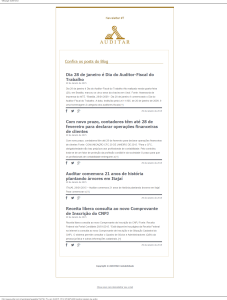 Newsletter #   print $id;    - AUDITAR (5)