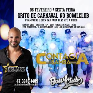 005-15 - BOWLCLUB - Grito de carnaval