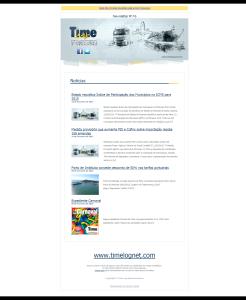 Newsletter 116 Time Log