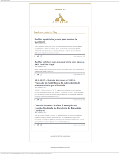 Newsletter #   print $id;    - AUDITAR (8)