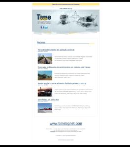 Newsletter 119 Time Log