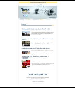 Newsletter 120 Time Log