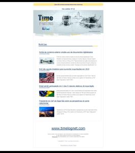 Newsletter 122 Time Log