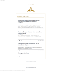 Newsletter #   print $id;    - AUDITAR (1)