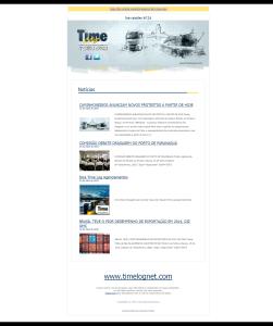 Newsletter 124 Time Log