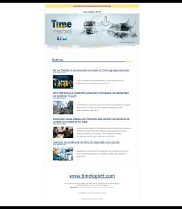 Newsletter 125 Time Log