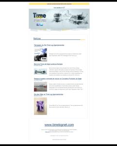 Newsletter 127 Time Log