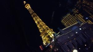 Nosso hotel em Vegas, Paris!