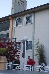 Hotel em Hollywood