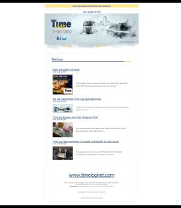 Newsletter 130 Time Log