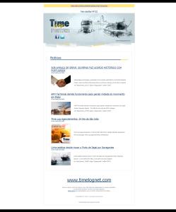 Newsletter 132 Time Log