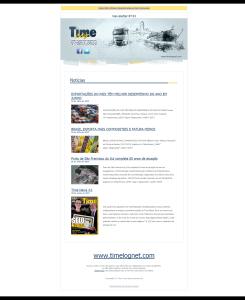 Newsletter 133 Time Log