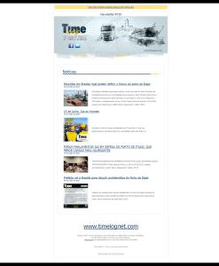 Newsletter 135 Time Log