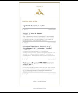 Newsletter #   print $id;    - AUDITAR (7)